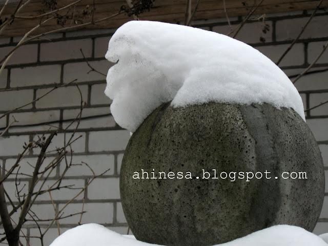 cнежная горилла