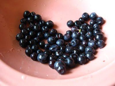 черника, сердце