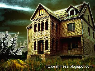 необычный дом, дом, коттедж
