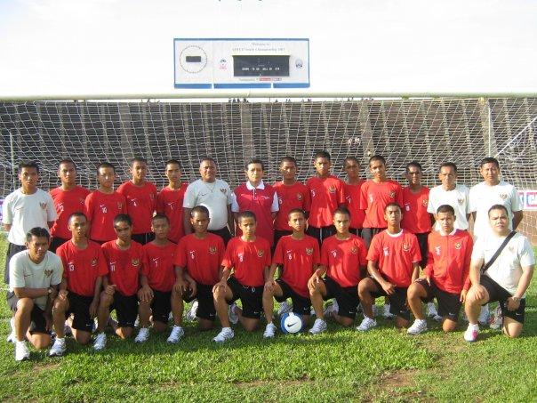 Skuad Timnas Indonesia U-17 Tahun 2007