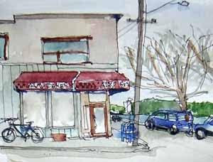 Alki Bakery, Seattle