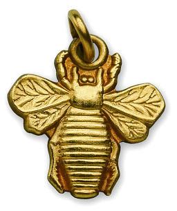 Pingente abelha