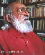 """Paulo FREIRE: """"Contribuciones para la Pedagogía""""."""
