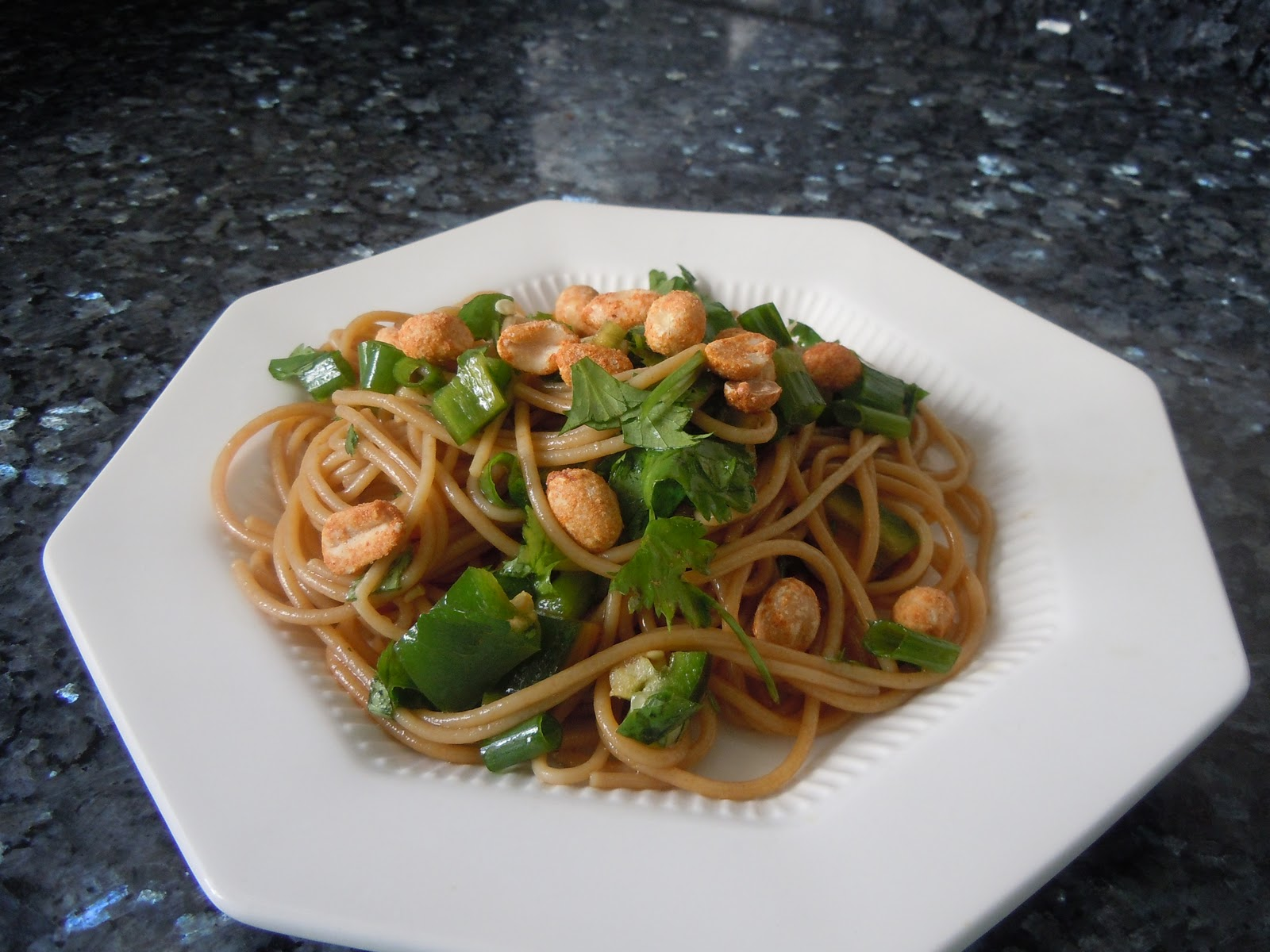 cook asian noodles
