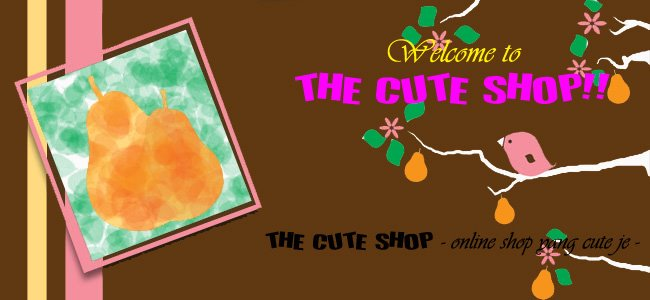 The Cute Shop