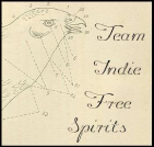 Proud member of the Indie Free Spirits