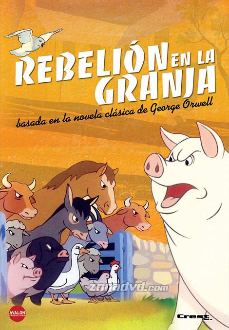 De cerdos y comunismo: Rebelión En La Granja, Un breve analisis.