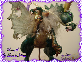 OOAK Dragon Chanath