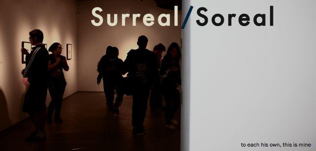 Surreal/Soreal