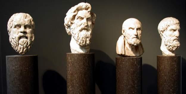 Tres Periodos De La Filosofia Griega Antigua Son