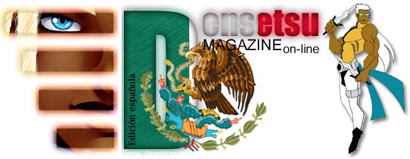 Densetsu Magazine esp