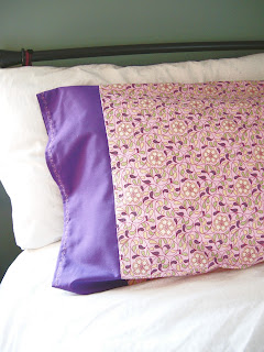 DIY pillowcase, pillowcase, pillow, make it yourself pillowcase, easy pillowcase pattern, easy pillowcase, million pillowcase challenge