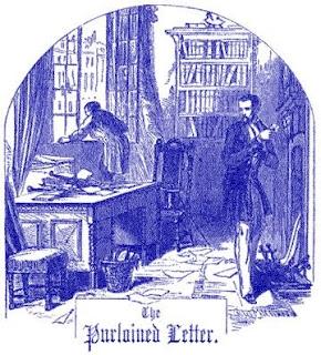 Edgar Allan Poe the Purloined Letter