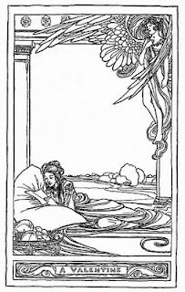 Edgar Allan Poe Valentine to Frances Sargent Osgood