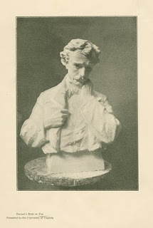 Zolany bust of Poe