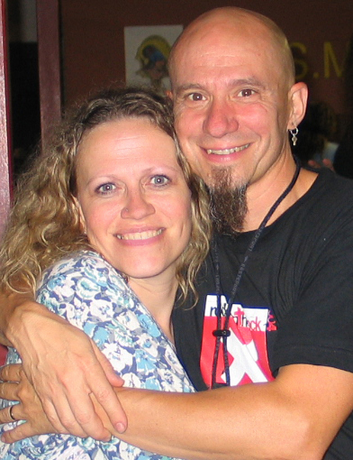 Maureen & Denny