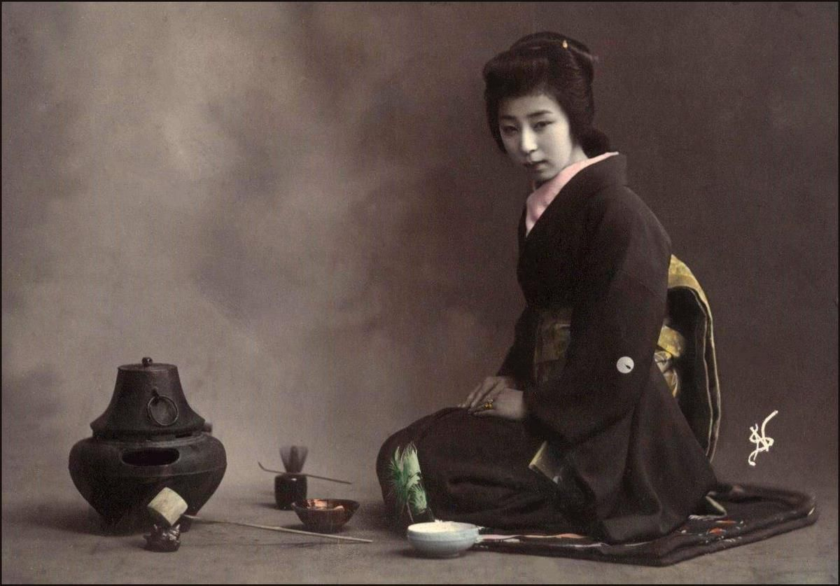 japanese tea ceremony All about japanese tea ceremony with the extensive information and beautiful  photos japanese art of hospitality mind by serving japanese green tea to the.