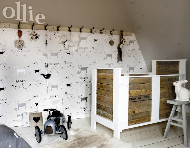 Chicdeco blog papeles decorativos para habitaciones de - Papeles decorativos de pared ...