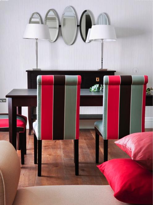 Telas y colores para el inviernofabrics and colours for Sillas tapizadas colores