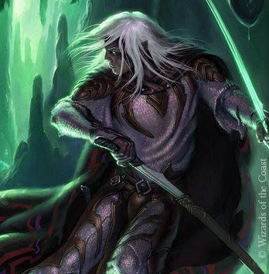 D&D 3.5 ~ Sol Oscuro ~ Elfo_oscuro