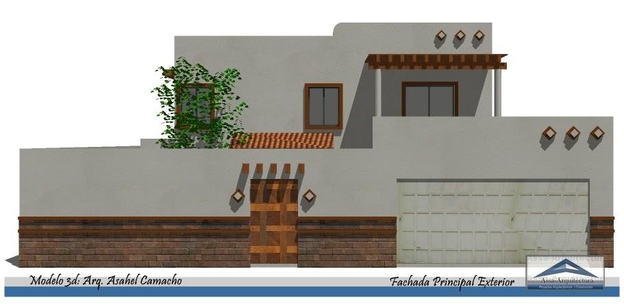 Assa arquitectura dise o de casa habitacion 217m2 for Diseno de casa habitacion
