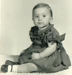 Sarah Lynn, 12 months