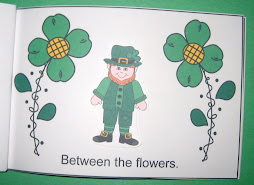 Leprechaun - Between the flowers