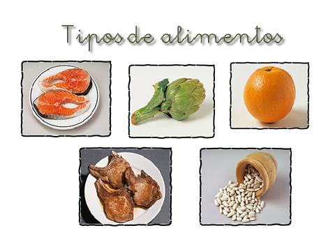 blog del primer ciclo los alimentos