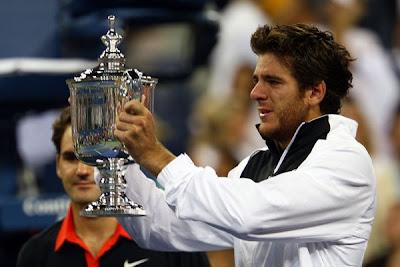 Del Poro, US Open
