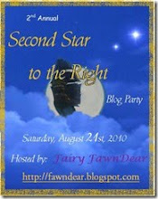 Second Annual Second Star To The Right Blog Party