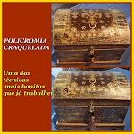 POLICROMIA CRAQUELADA (cliquem nela)