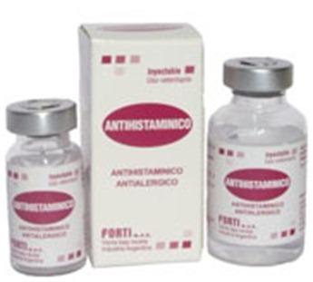 salva med antihistamin