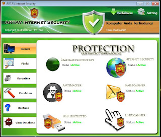 ARTAV ANTIVIRUS - Download ARTAV Anti Virus