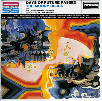 The Moody Blues. Days+of+future+passed