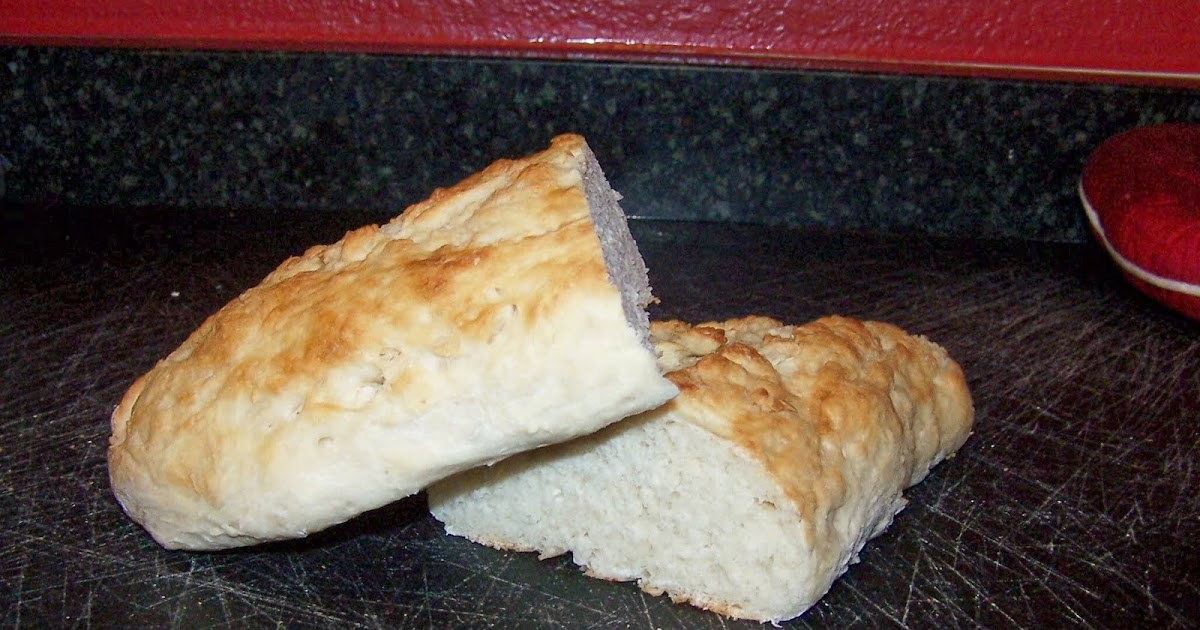 Food Nanny French Baguette Recipe