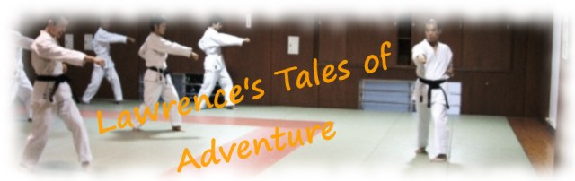 Lawrence's Tales Of Adventure...