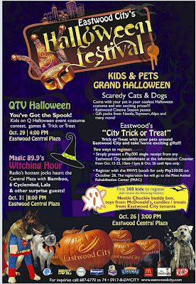 halloween 2008 calendar