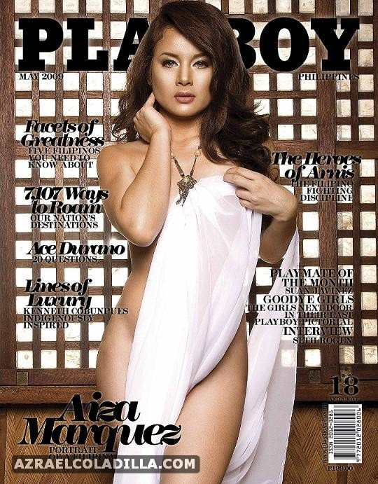 Aiza Marquez for Playboy Philippines Magazine May 2009 issue.