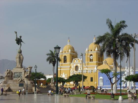 Trujillo ciudad de la Primavera