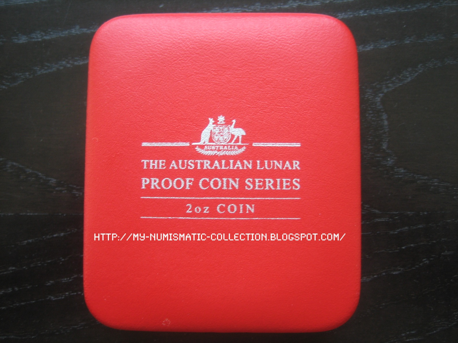 Numismatic Collection 2006 Year Of Dog 2 Oz Proof Coin