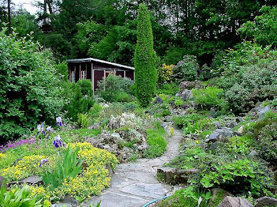 Fotos ver jardines alemanes garten - Garten bilder ...