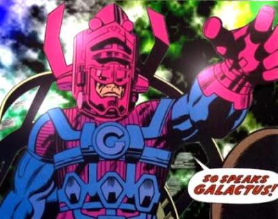 Galactus kommt!
