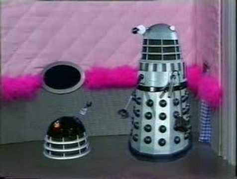 The Gay Daleks/Spile Milligans Daleks/Jamacian Daleks
