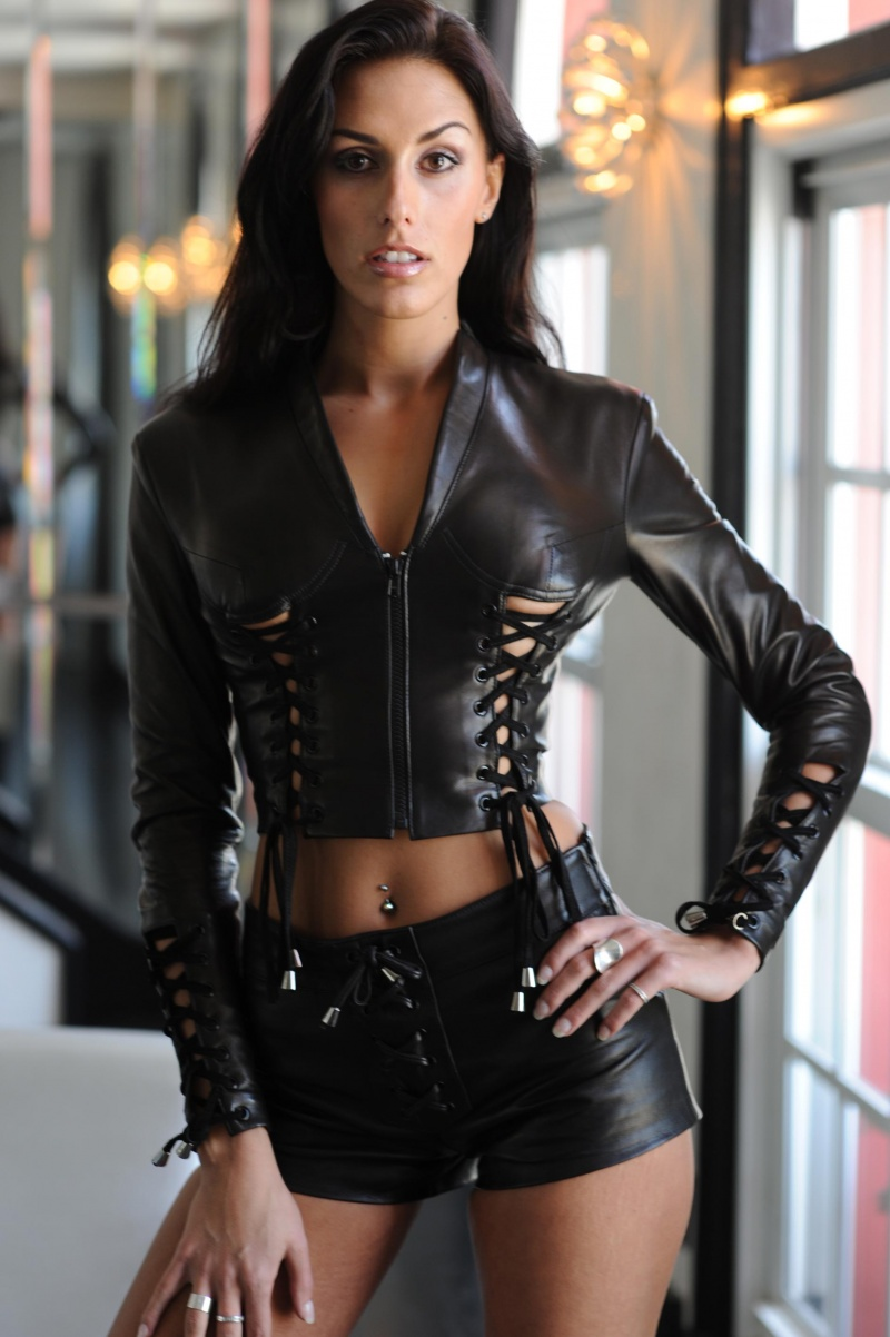 Not torture. sexy girl leather and latex speaking, opinion