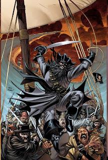 La muerte en los comics Regreso+3