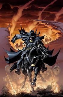 La muerte en los comics Regreso+4