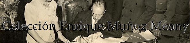 Colección Enrique Muñoz Meany