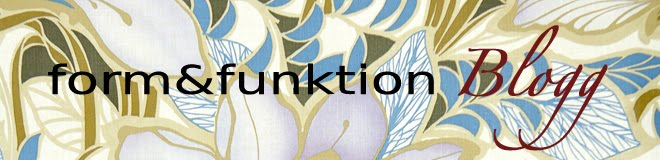 Formofunktions blogg