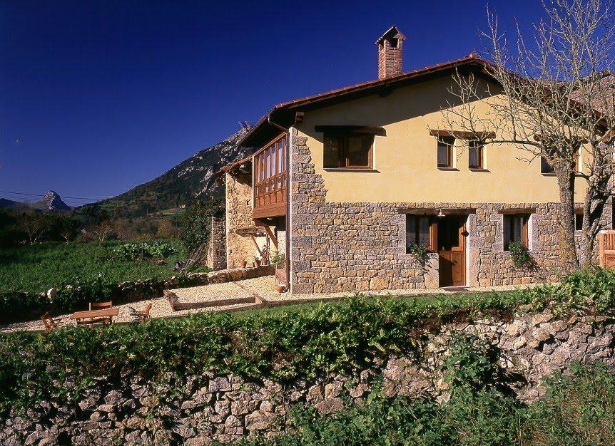 casa rural llanes asturias: