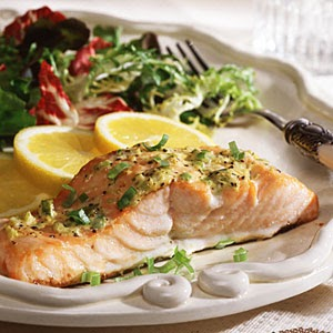 how to bake salmon how to bake salmon like a chef. Black Bedroom Furniture Sets. Home Design Ideas